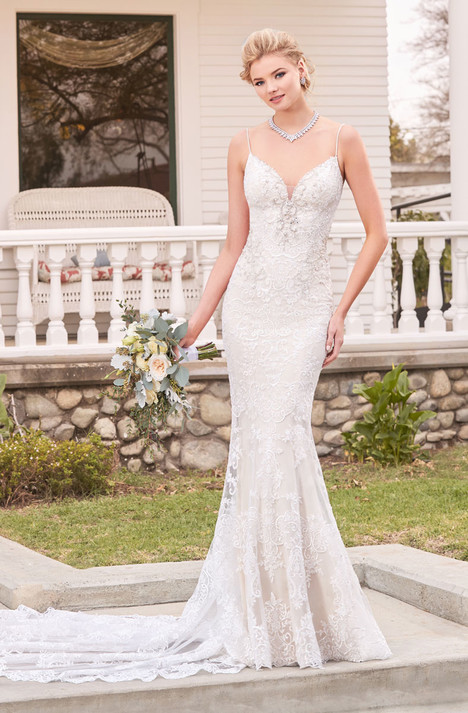 Sabrina Wedding                                          dress by Ivoire by Kitty Chen