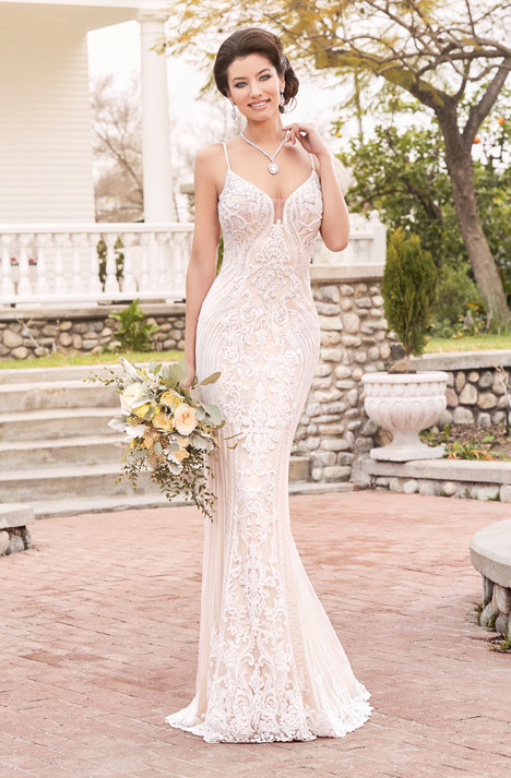 Sophia (V1802) Wedding                                          dress by KittyChen Ivoire