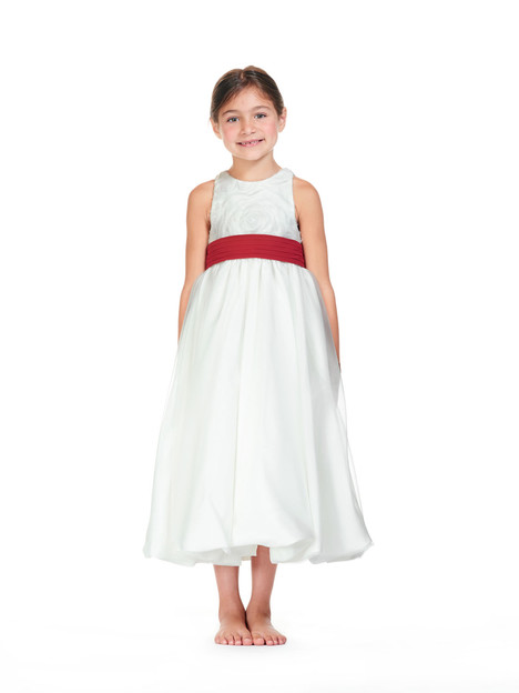 F0318 Flower Girl dress by Bari Jay: Flower Girls