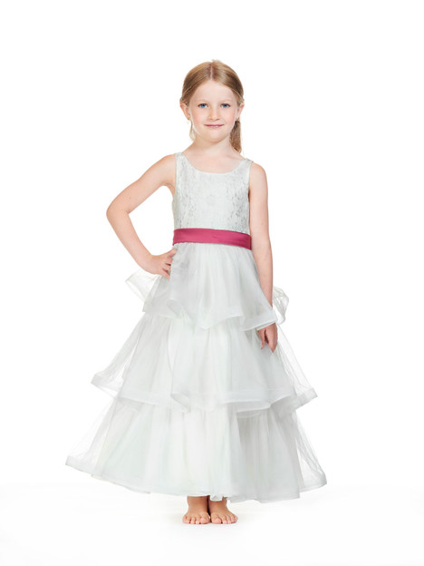 F0418 Flower Girl                                      dress by Bari Jay : Flower Girls