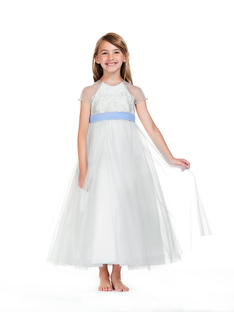 F0518 Flower Girl                                      dress by Bari Jay: Flower Girls