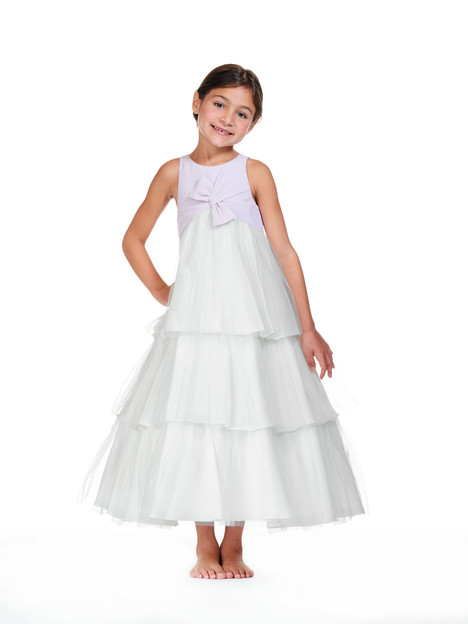 F0918 Flower Girl                                      dress by Bari Jay: Flower Girls