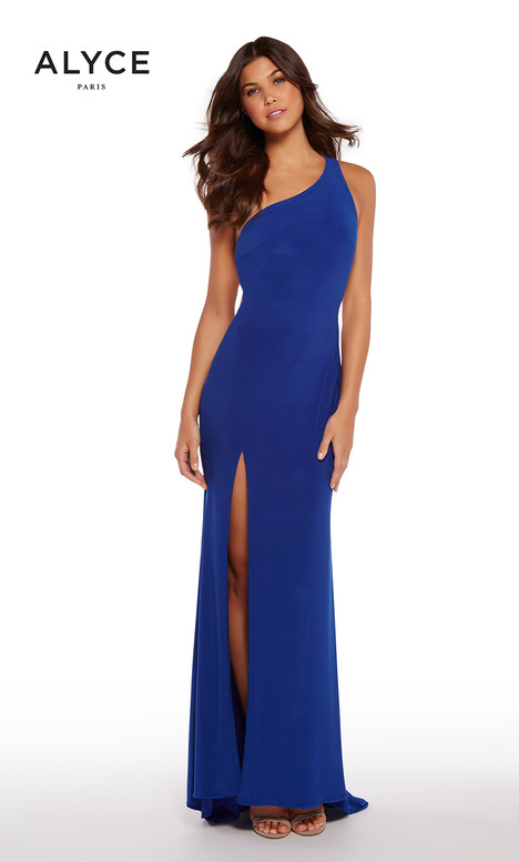 60010 (Royal) Prom                                             dress by Alyce Paris