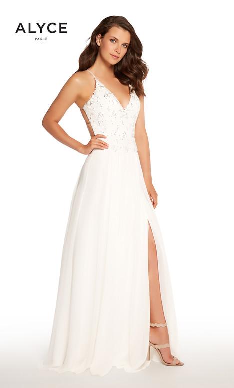 60062 (Diamond White) Prom dress by Alyce Paris