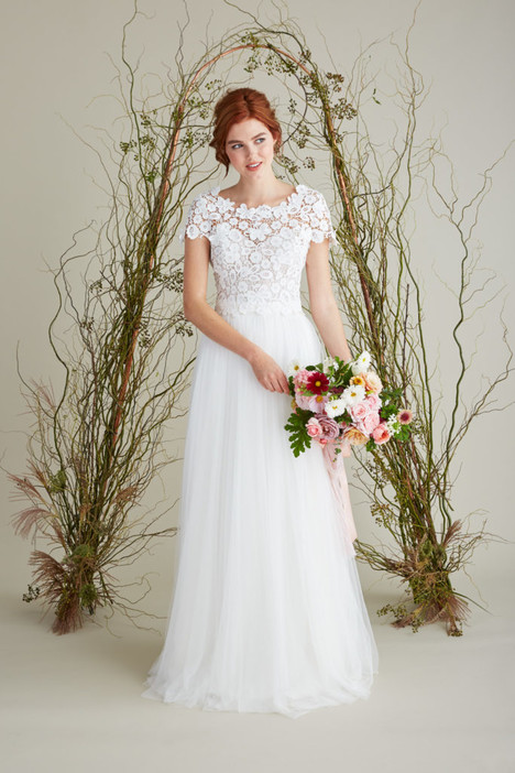 Daisy-May Wedding                                          dress by Lea-Ann Belter
