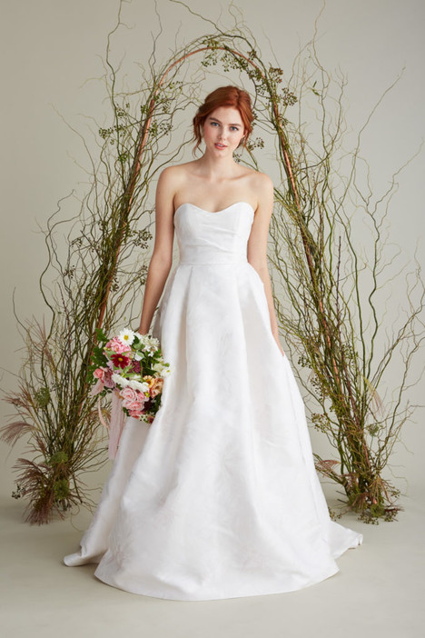 Lucille Wedding                                          dress by Lea-Ann Belter