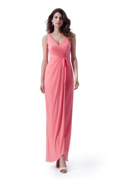 Style BM2252 gown from the 2018 Venus Bridesmaids collection, as seen on dressfinder.ca