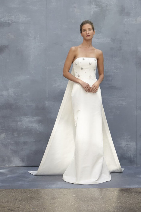 Ellory Wedding                                          dress by Amsale