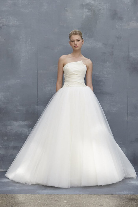 Iris Wedding                                          dress by Amsale