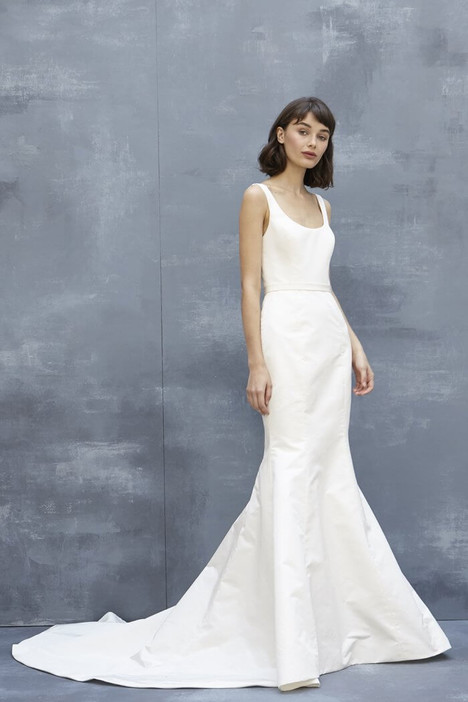 Ludlow Wedding                                          dress by Amsale