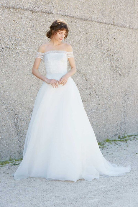 Nara Wedding                                          dress by Amsale Nouvelle