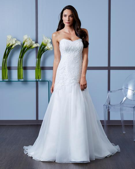 7601 Wedding                                          dress by Romantic Bridals