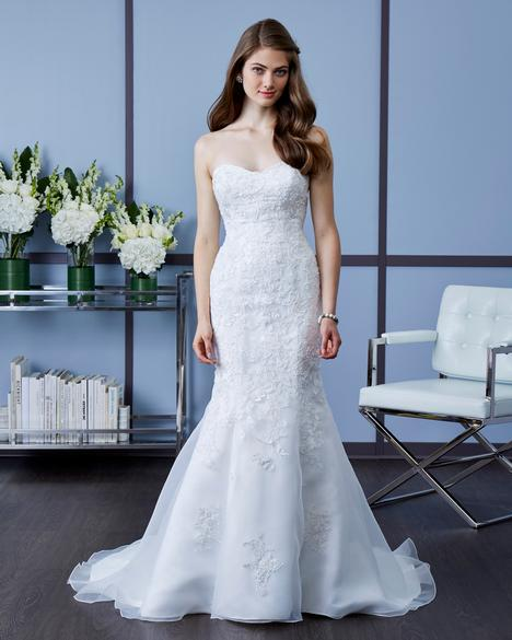 7602 Wedding                                          dress by Romantic Bridals