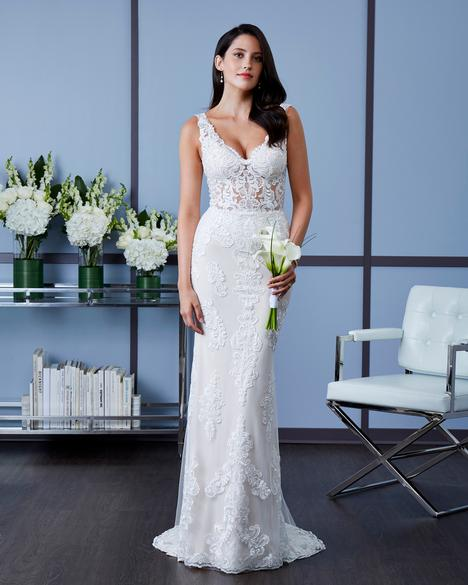 7612 Wedding                                          dress by Romantic Bridals