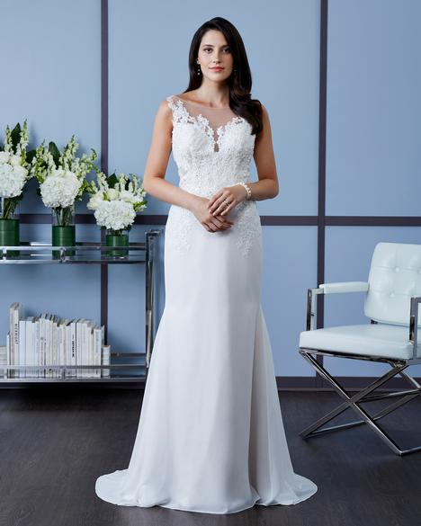 7614 Wedding                                          dress by Romantic Bridals