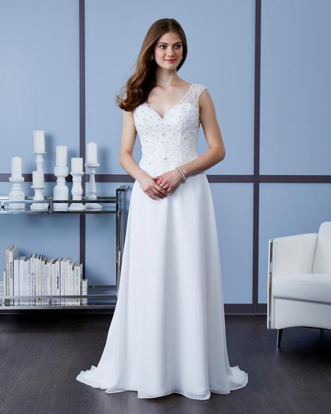 7620 Wedding                                          dress by Romantic Bridals