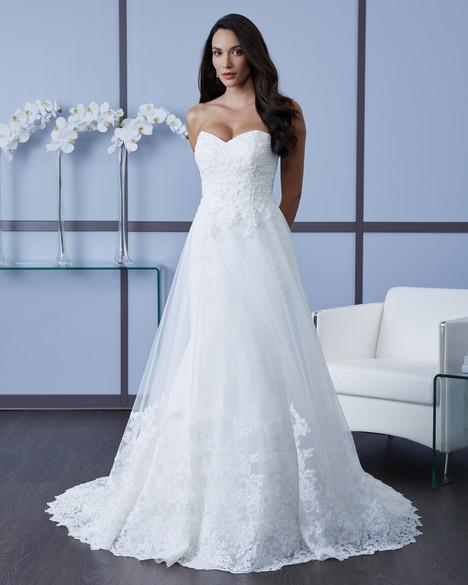 4603 Wedding                                          dress by Romantic Bridals : Hearts Desire