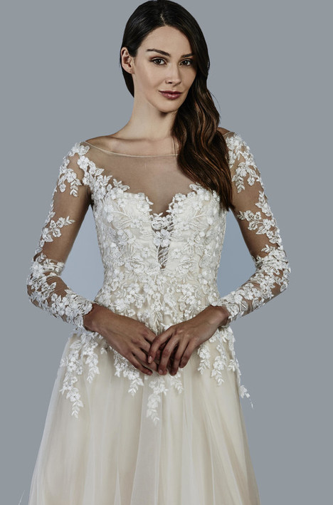 Alba Wedding dress by Kelly Faetanini