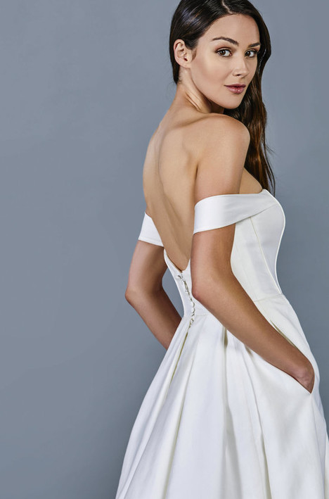 Nova Wedding                                          dress by Kelly Faetanini
