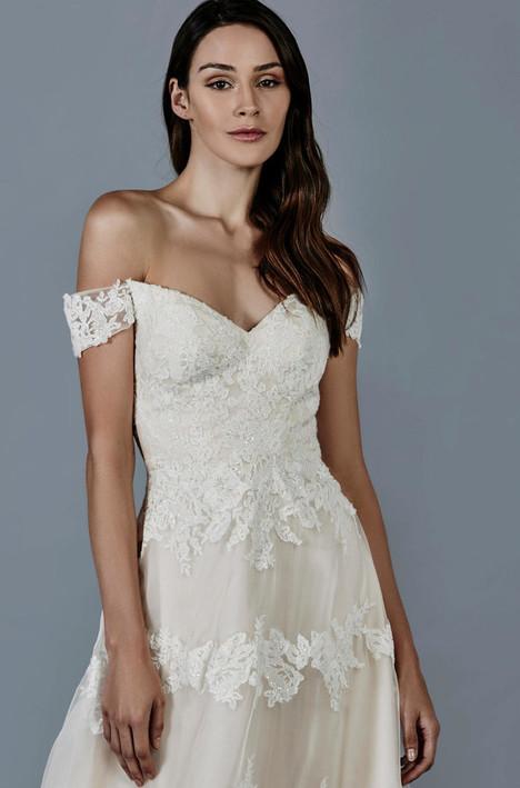 Zora Wedding                                          dress by Kelly Faetanini