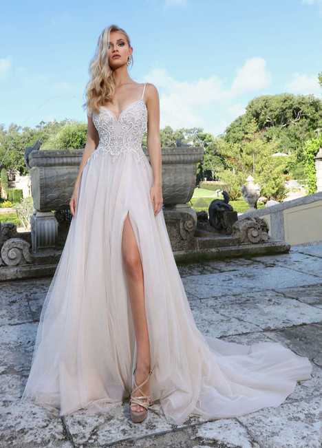 10571 Wedding                                          dress by Ashley & Justin Bride