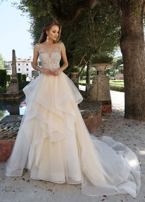 10575 Wedding                                          dress by Ashley & Justin Bride