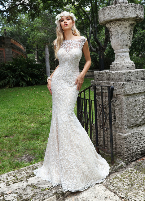 10587 Wedding                                          dress by Ashley & Justin Bride