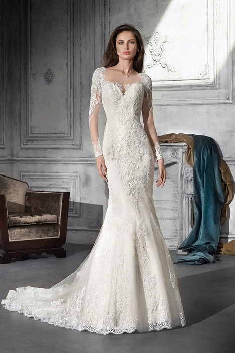 746 Wedding                                          dress by Demetrios Bride