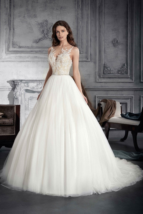 763 Wedding                                          dress by Demetrios Bride