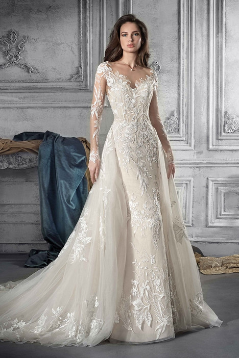 766 Wedding                                          dress by Demetrios Bride