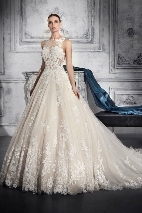 769 Wedding                                          dress by Demetrios Bride