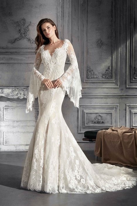 772 Wedding                                          dress by Demetrios Bride