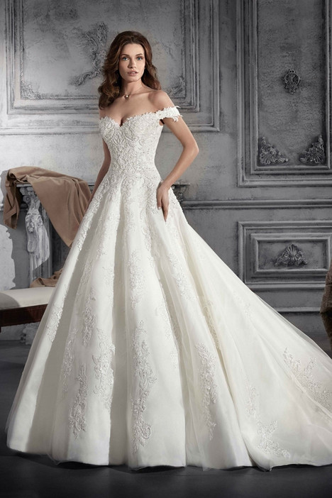 778 Wedding                                          dress by Demetrios Bride