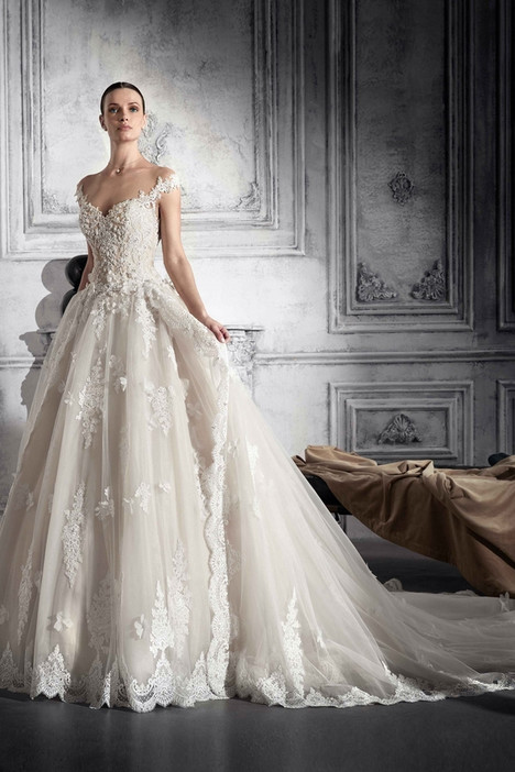 780 Wedding dress by Demetrios Bride