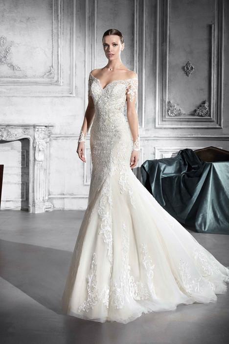 782 Wedding                                          dress by Demetrios Bride