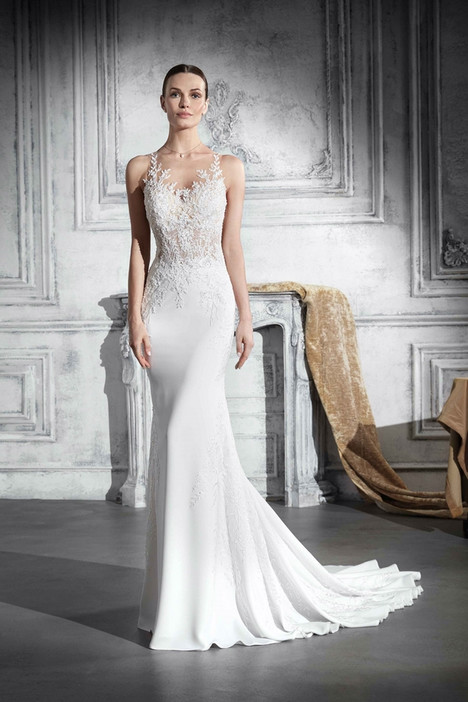794 gown from the 2018 Demetrios Bride collection, as seen on dressfinder.ca