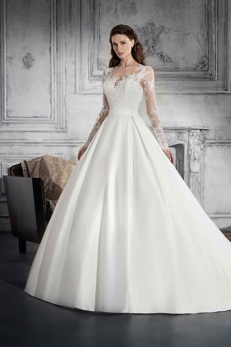811 Wedding                                          dress by Demetrios Bride
