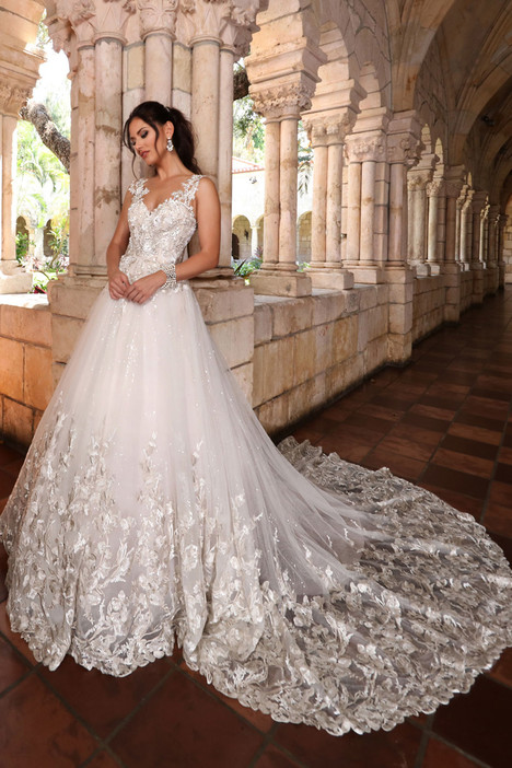 13132 Wedding dress by Cristiano Lucci