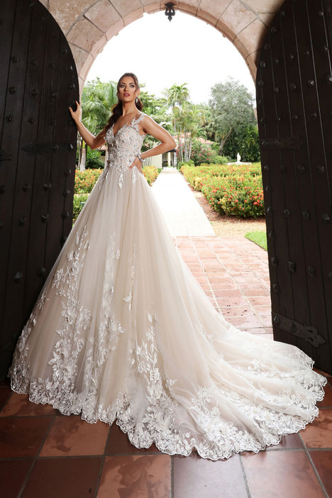 13133 Wedding                                          dress by Cristiano Lucci