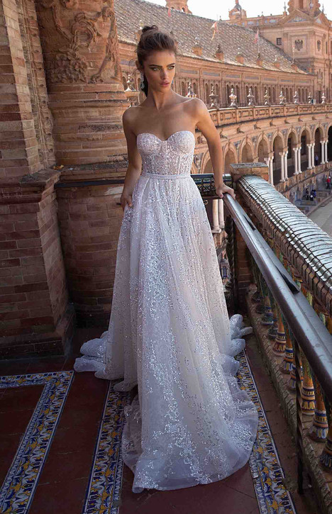 18-104 Wedding                                          dress by Berta Bridal