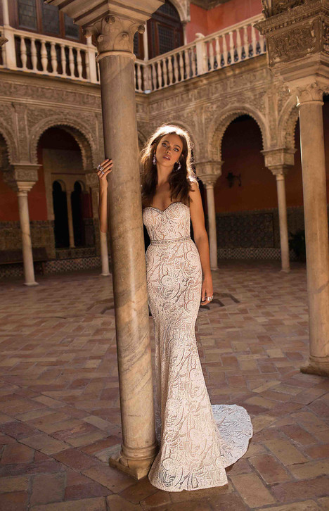 18-106 Wedding                                          dress by Berta Bridal