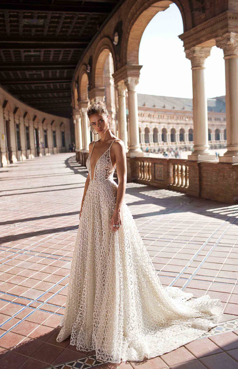 18-110 Wedding                                          dress by Berta Bridal