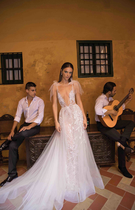 18-121 Wedding                                          dress by Berta Bridal