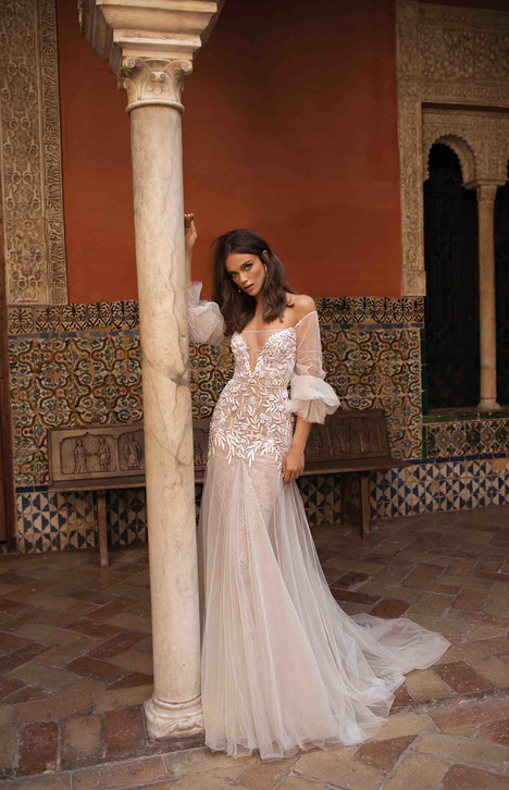 18-126 Wedding                                          dress by Berta Bridal