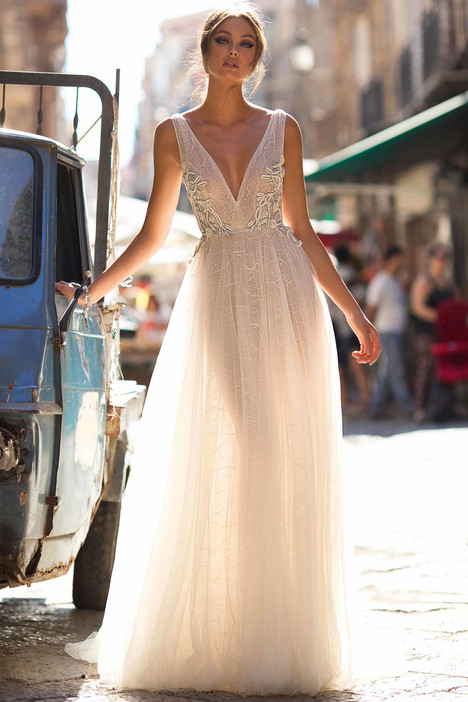 Bailey Wedding                                          dress by Muse by BERTA