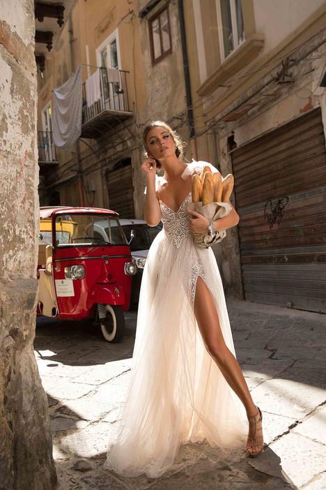 Blanka Wedding                                          dress by Muse by BERTA