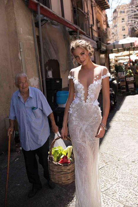 Brenda Wedding                                          dress by Muse by BERTA
