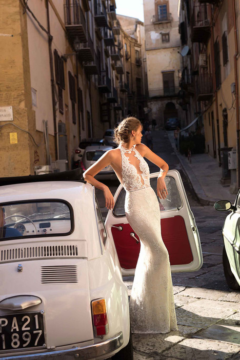 Brianna Wedding                                          dress by Muse by BERTA