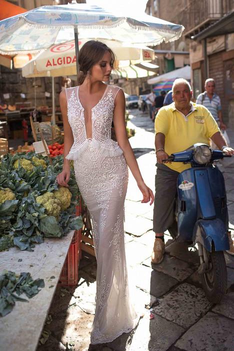 Britney Wedding                                          dress by Muse by BERTA