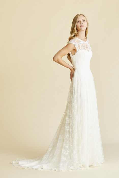 Ellery Wedding                                          dress by Amy Kuschel